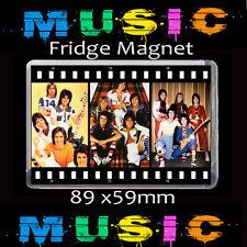 BAY CITY ROLLERS FILM STRIP FRIDGE MAGNET- 89 X 59mm CD3