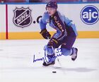 TOBIAS ENSTROM Signed ATLANTA THRASHERS 8X10 photo w/COA #3