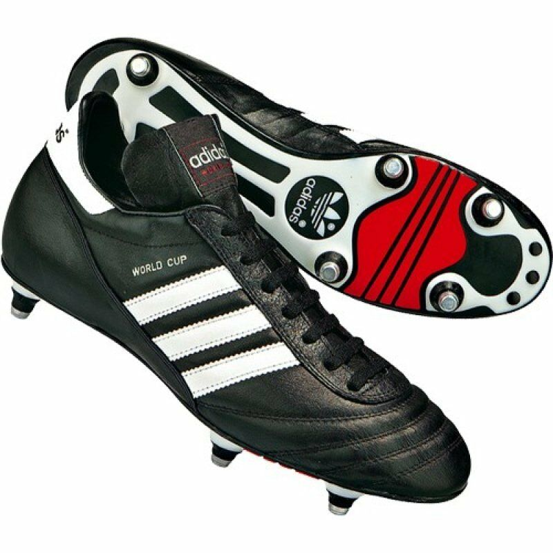 FW17ADIDAS WORLD CUP LEATHER PELLE SCARPINI SCARPINO zapatos CALCIO cod. 011040