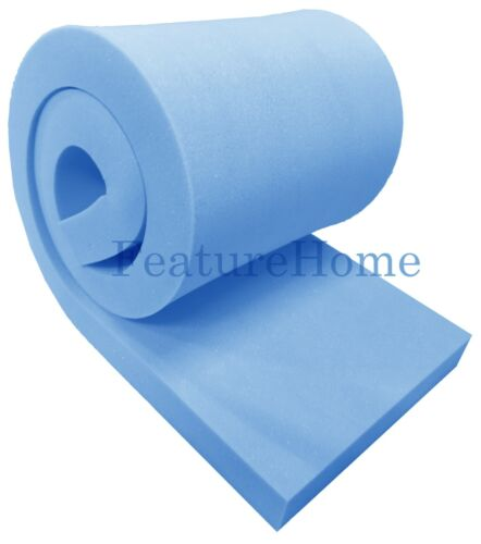 High-Density Foam Upholstery Foam Firm /& Extra Firm Custom Sizes Available