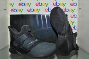 Nike-LEBRON-Soldier-XII-SFG-Mens-Basketball-Shoes-AO4054-002-Gray-Black-NIB