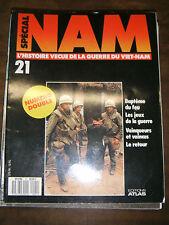 Nam N°21 - L'histoire vécue de la guerre du Vietnam - Les jeux de la guerre