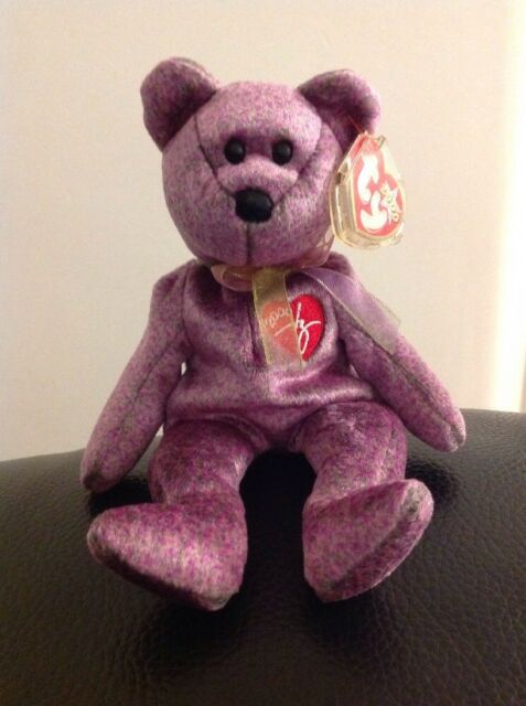 TY Beanie Baby 2000 Signature Bear Retired for sale online  c1cc3be13d1