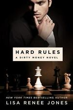 Hard Rules: A Dirty Money Novel by Lisa Renee Jones Paperback Book (English)