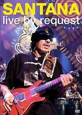 Santana - Live by Request DVD***NEW***