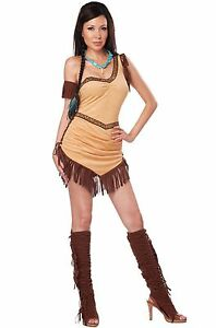 Pocahontas Adult Costumes