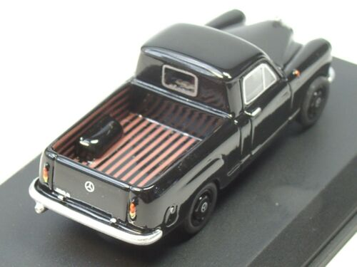 schwarz Bakkie// Pick-up 87066-1:87 BOS Mercedes 180 W 120