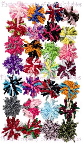 """4/"""" Corker Clip 1pc Korkers For Hair or Squeaky Shoes U-Choose Color CLEARANCE"""