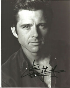 Actor-Maxwell-Caulfield-Autograph-Signed-Authentic-Photo-UACC-AFTAL-Dealer-L509