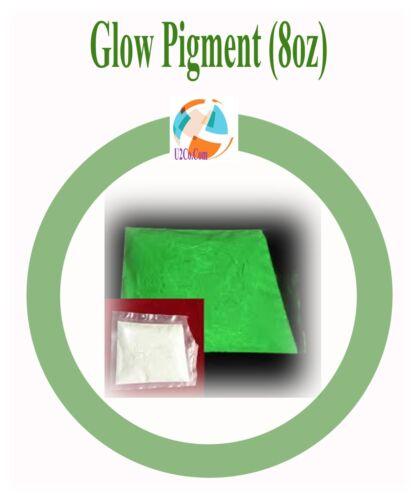Glow-in-the Dark Powder 8 oz