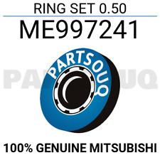 New Genuine OEM Part 12100-42A40-050 Suzuki Piston set,os0.5 1210042A40050
