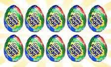 x10 Cadbury Creme Milk Chocolate Egg Easter LIMITED EDITION 1.2 OZ