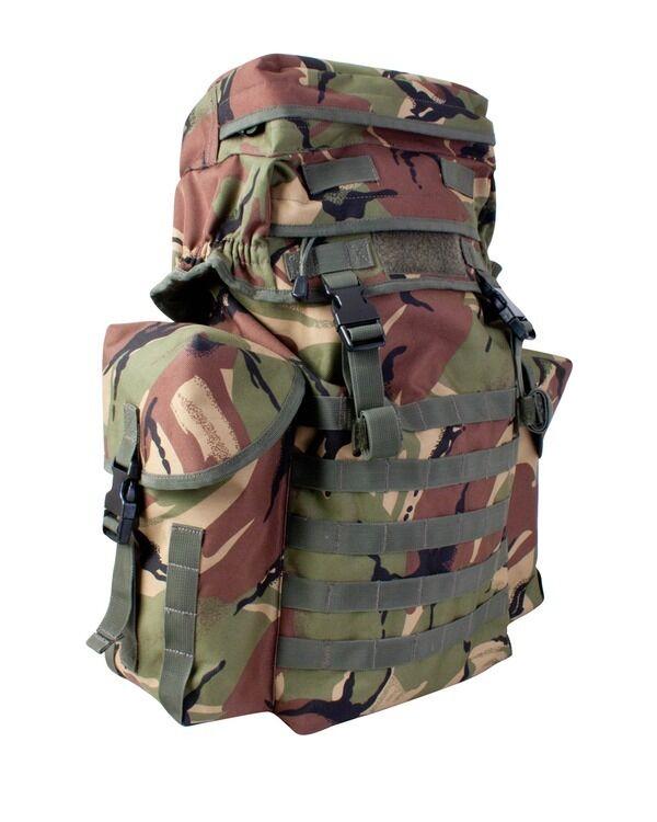 N.I Patrol Packung Kadetten Nordirland Rucksack Dpm