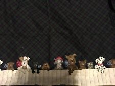 Daisy Kingdom puppies by the Pound Fabrics by the yard