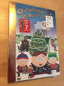 South Park Christmas.Details About South Park Christmas Time In Dvd 7 Brand New Episodes The Christmas Poo Hidey Ho