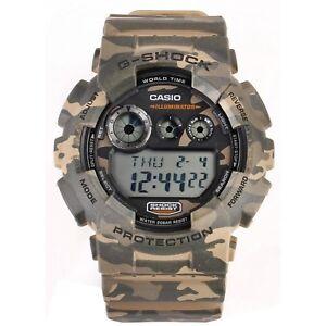 grossiste 5db36 7f9e1 Details about Casio G Shock GD-120CM-5ER G-Shock Uhr Watch Montre Camo Pack  limited Edition