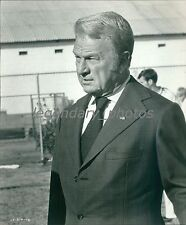 "1974 Eddie Albert in ""The Longest Yard"" Original News Service Photo"