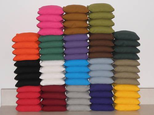 Cornhole Bags -5 Sets 40 Bags- Bean Bag Corn Hole Baggo