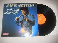 Jack Jersey - In the still of the night   Vinyl LP