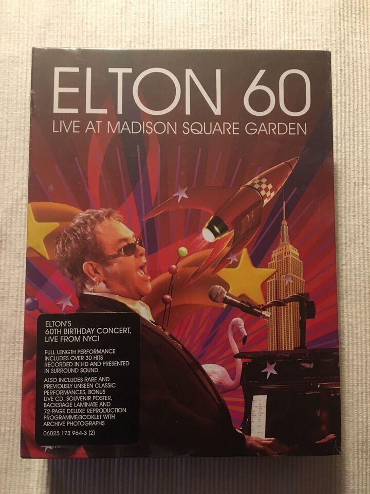 Elton John: Live at Madison Square Garden, pop