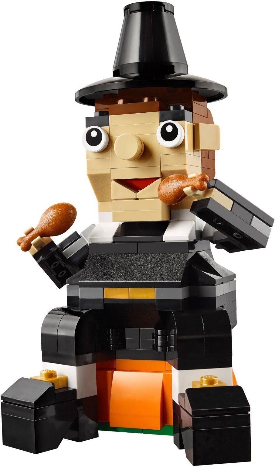 Lego Seasonal 40204 Thanksgiving Pilgrims Feast BNIB BNIB BNIB Holidays Christmas Special f6d2b7