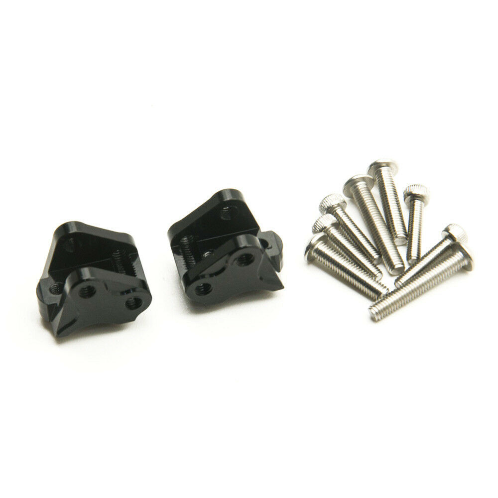 Bumper Center Skid Plate Wheel Weights Front Rear Axle For For For Axial SCX10II 1 10 RC 00e196