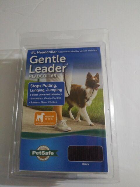 PetSafe Gentle Leader HeadCollar for Medium 25-60lbs Dogs New