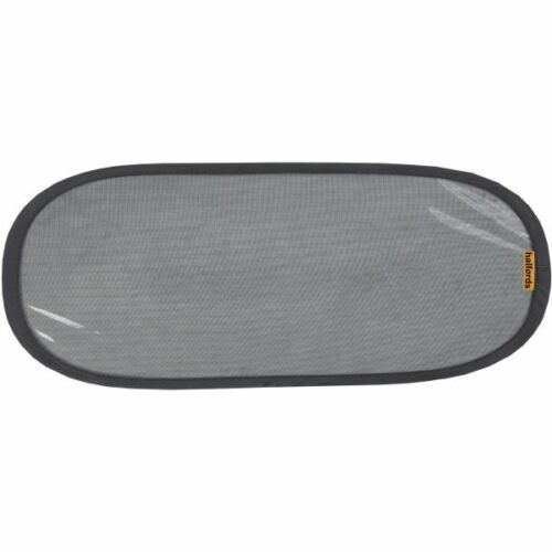 Halfords Universal Car Protection Rear Window Cling Sun Mesh Shade Cover