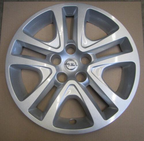 Gebr Opel Enjoliveur Radblende 16 in Astra K 13409779 tp12021802 1 pcs Orig