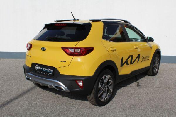 Kia Stonic 1,0 mHEV GT-Line DCT - billede 1