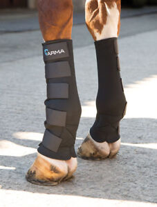 Shires-Neoprene-Mud-Fever-Protection-Turnout-Socks-Pony-Cob-Full-XF-Horse-Boots