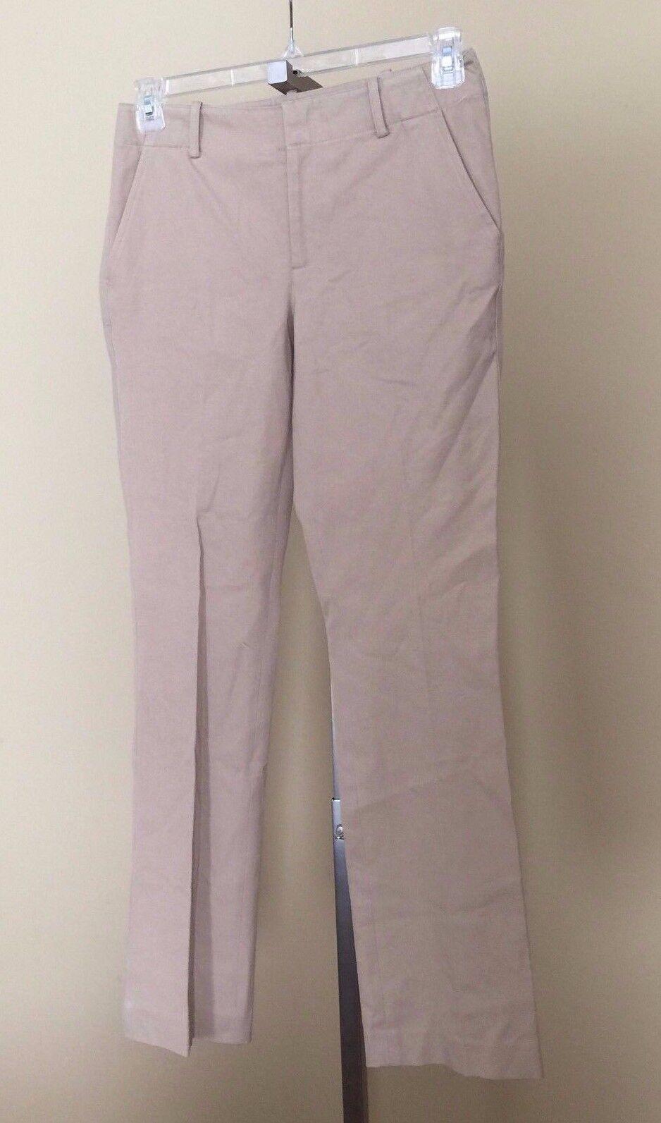 Lauren Ralph Lauren Khaki Cotton Pant 4