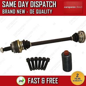 BMW-3-serie-E90-E91-E92-E93-667mm-Trasero-Drive-Shaft-amp-Cv-Uniones-Apagado-lado-2004-gt-13