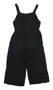 New-Look-Womens-Size-8-Black-Jumpsuit-Regular