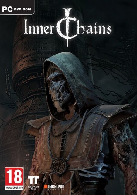Inner Chains (PC DVD) NEW & Sealed - Despatched from UK