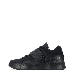 save off 4ea9d b5319 Image is loading Nike-Jordan-J23-Mens-Casual-Smart-Triple-Black-