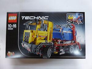 LEGO TECHNIC  42024-Le camion conteneur- neuve et scelle