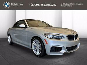 2016 BMW 2 Series 228i xDrive, Navigation, Groupe Performance, Int. Rouge!