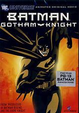 NEW DVD // BATMAN GOTHAM KNIGHT //  76 min // DC COMICS PRESENTS