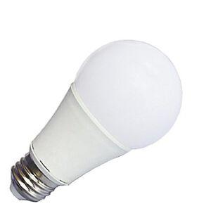 Paquet-de-6-10-Watts-A60-E27-LED-Ampoules-60-Incandescent-Equivalent