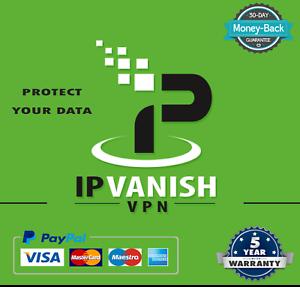 IPVanish-VPN-Premuim-Account-5-years-Warranty-Instant-Delivery