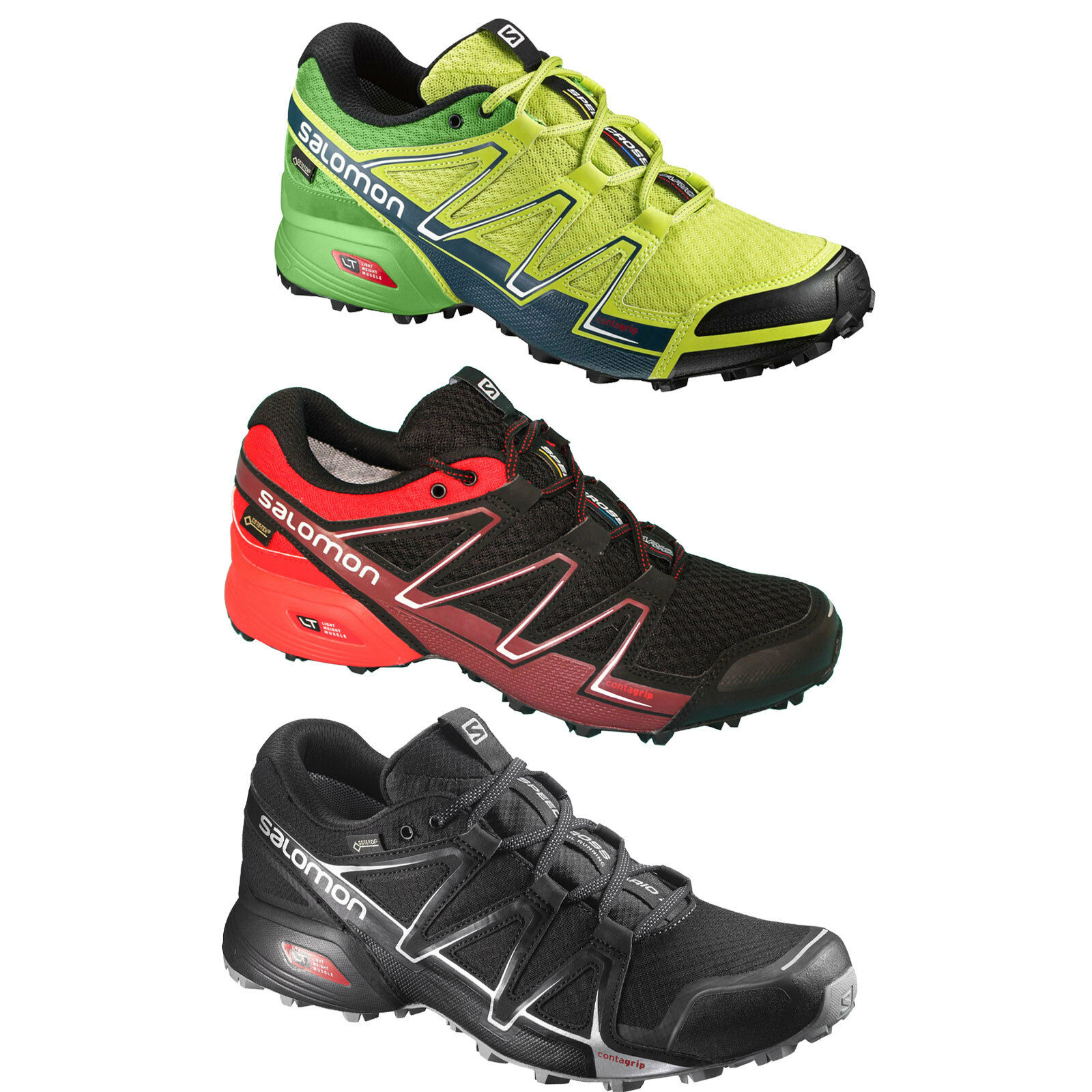 Salomon  Speedcross Vario 2 GTX Gore-Tex Men's Running shoes Crossschuhe shoes  the best selection of