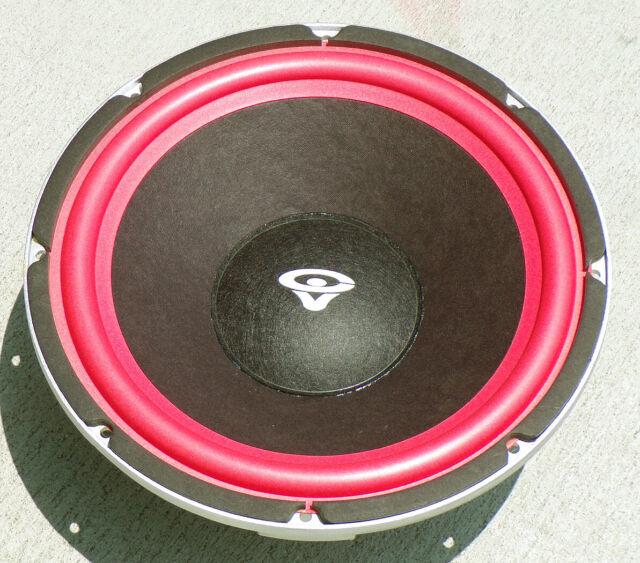 Replacement woofer subwoofer speaker for Cerwin Vega 12