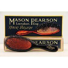 Mason Pearson Nylon Cepillo De Cerda & BN3 práctico – Oscuro Rubí