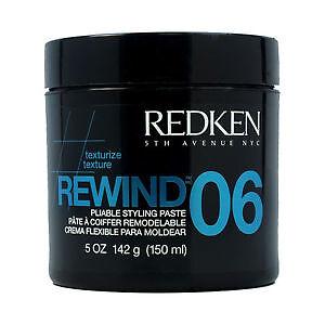 Redken Rewind 06 Pliable Styling Cream 5 Oz