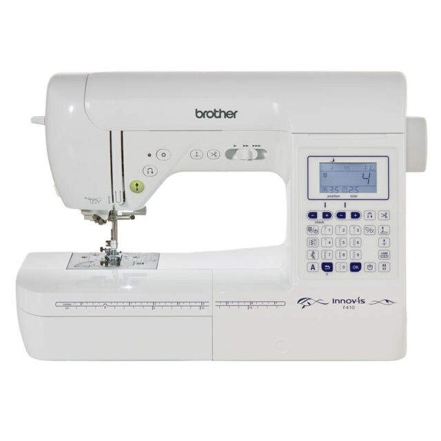 Brand New Brother F410 Sewing Machine