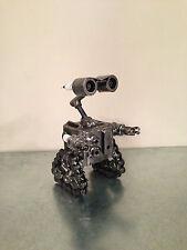wall.e robot disney scrap art metal model,steel sculpture 17cm