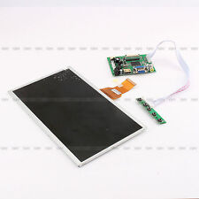 "10.1"" TFT LCD Display Screen HDMI + Video + VGA Driver Board Per Raspberry Pi"