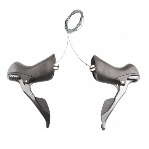 Shimano Sora ST R3000 Shifter Dual Control Lever 2x9 Speed 18S Road Bike Bicycle