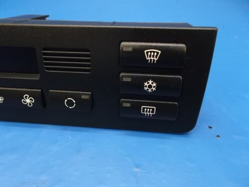 BMW E46 3 Series up to 09//99 OEM Automatic AC Climate Control Part# 64118382446